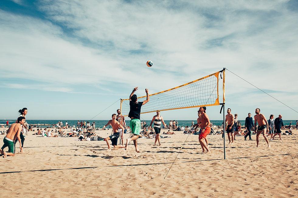 Beachvolleyball Sport Community Köln Bon