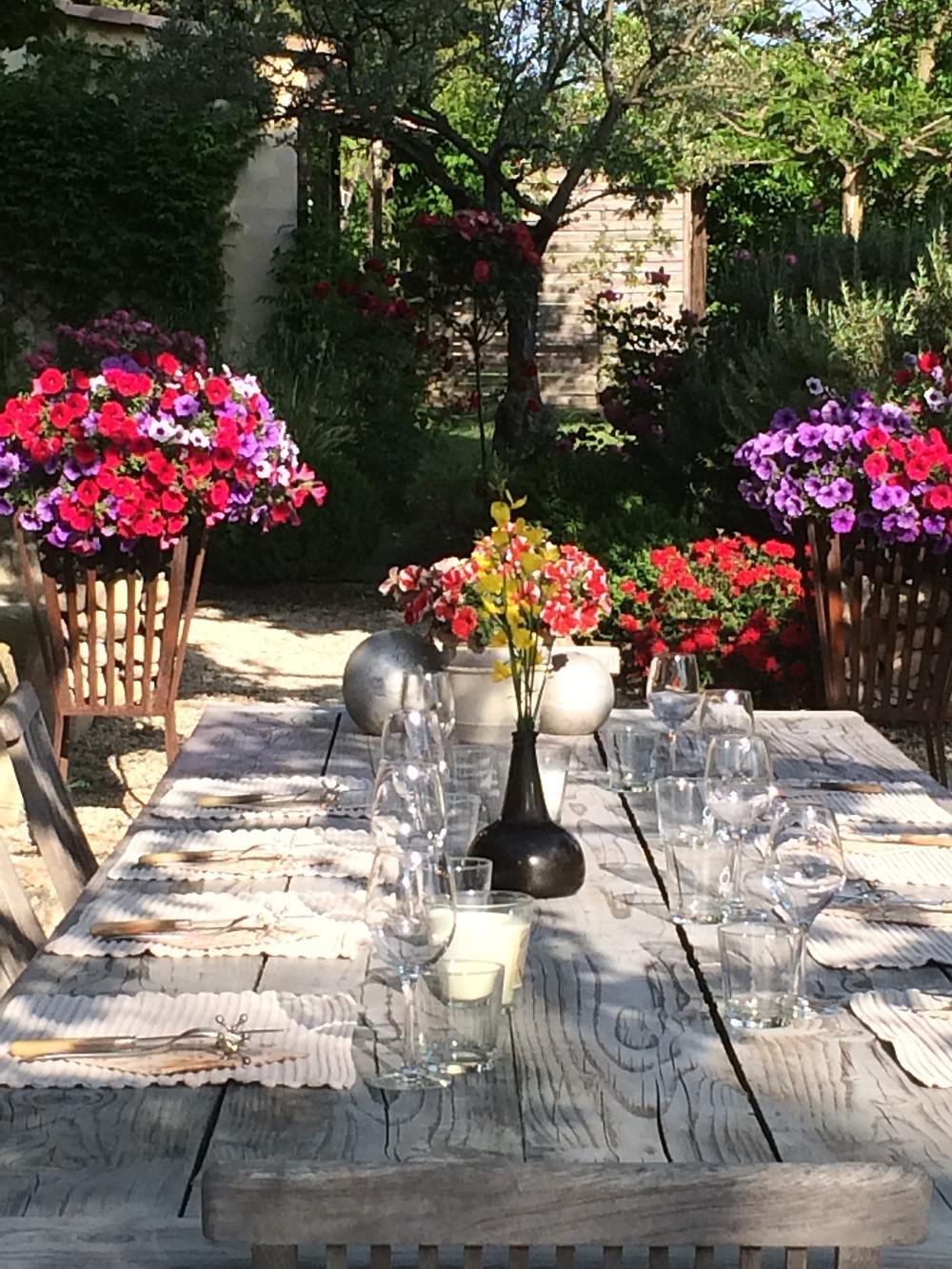 Table d'hôtes La Plantade