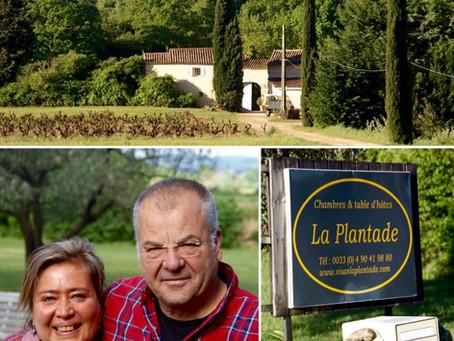 Welcome à La Plantade Visan !