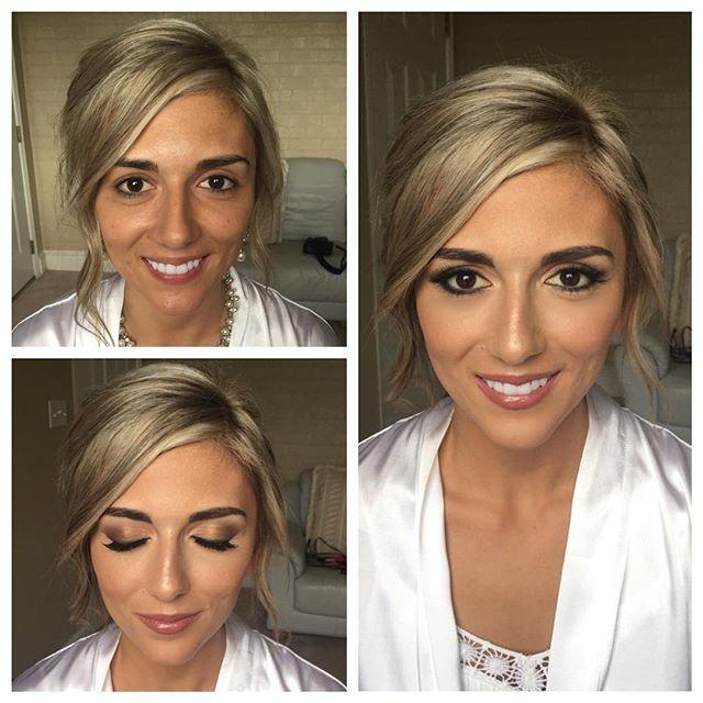 Beautiful bride❤️💋 #bride #bridal #make