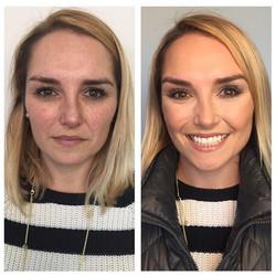 Skincare evaluation _ Makeup application