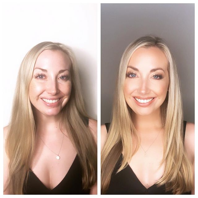 Makeover & Headshot_(Hair + Makeup + Pho