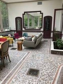 restauration sol-mosaique-marbre