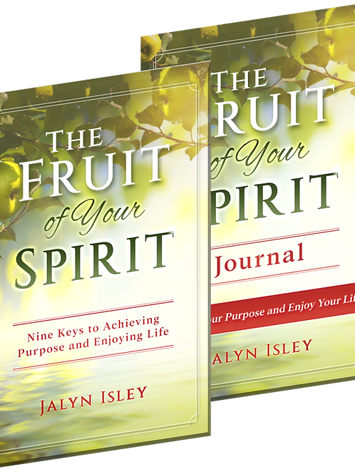 The Fruit of Your Spirit - Book and Journal