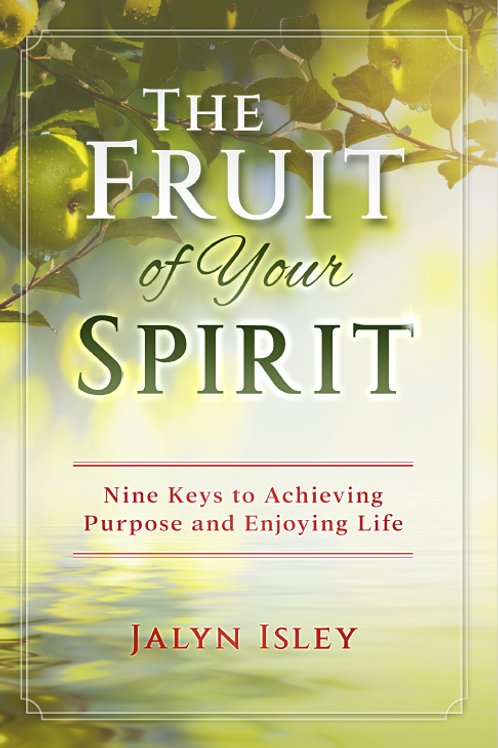The Fruit of Your Spirit Book