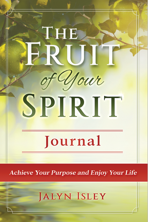 SPIRAL BOUND - The Fruit of Your Spirit Journal