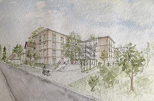 Neubau Wohnprojekt Fehraltorf