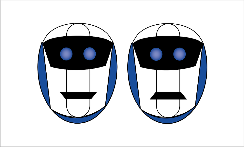 Happy Robot Sad Robot