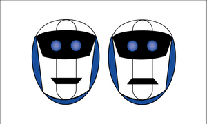 Happy Robot Sad Robot