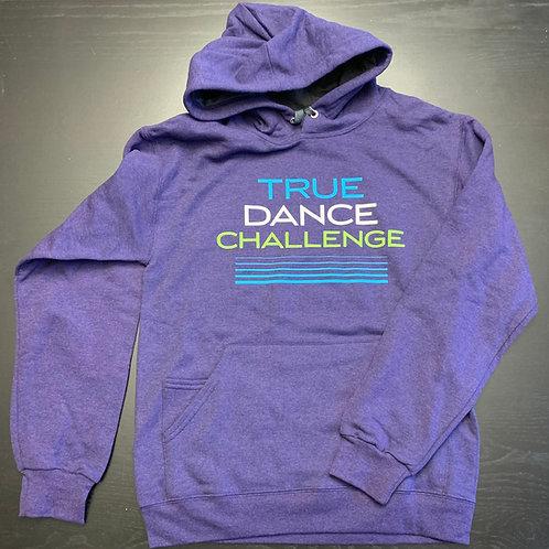 TDC Adult Sweatshirt Purple