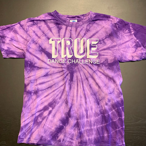 TDC Tie Dye T-Shirt Purple