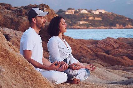 yoga ajaccio jardin des sens