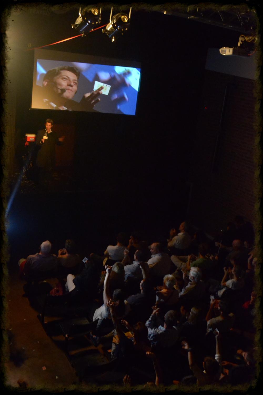 ..::Show 100% participativo::..