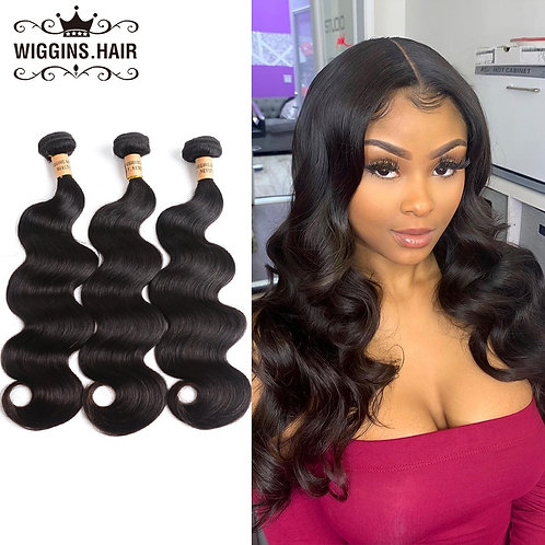 Body Wave 3 Bundle Deals Brazilian Human Hair