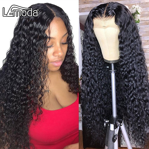HD Lace Wig 13x6 Water Wave Lace Front Human Hair 150% Density