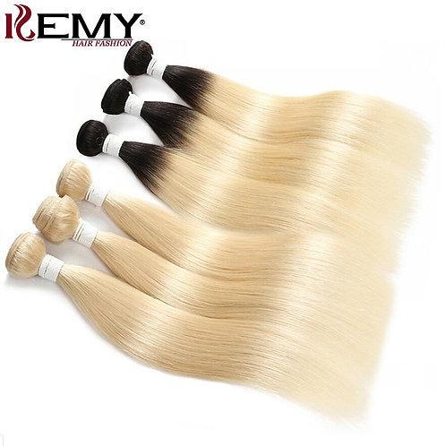 613 Blonde Human Hair Bundles KEMY HAIR 8 to 26 Inch
