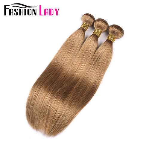 FASHION LADY Pre-Colored Brazilian Straight Hair