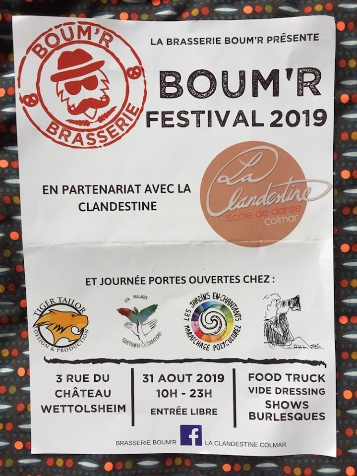 BOUM'R Festival 2019