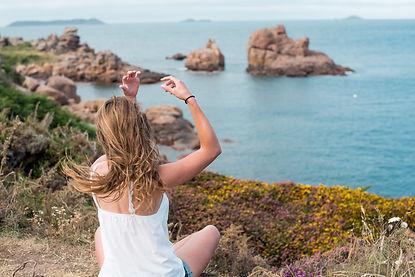Juillet 2020 Côte de Granit Rose - Bretagne