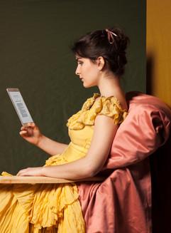 La liseuse des temps modernes