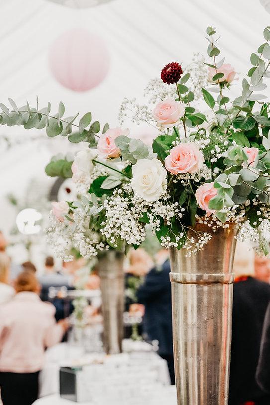 bouquet d'eucalyptus mariage le havre