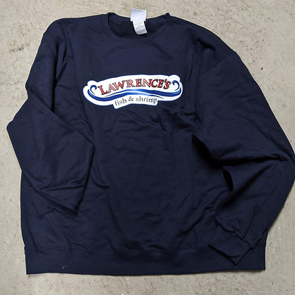 Champion brand crew neck sweatshirt