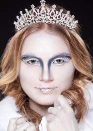 Ice Queen Foto Look