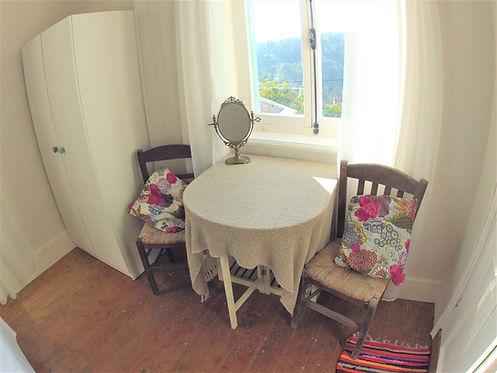 Shiva Window Table