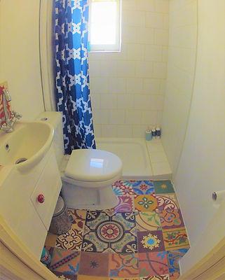 Gayatri_ Aum Bathroom
