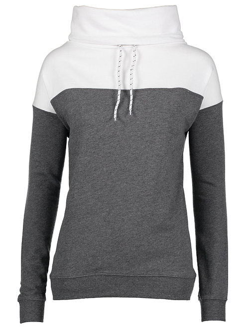 Womens Cowl Neck Pullover