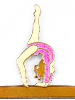 Balance Beam Gymnast