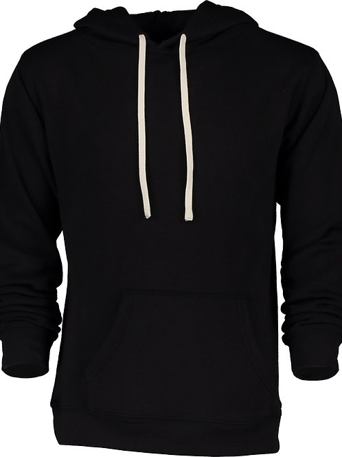 Triblend Fleece Pullover Hood