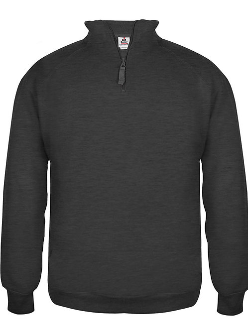 Badger 1/4 Zip Fleece Pullover