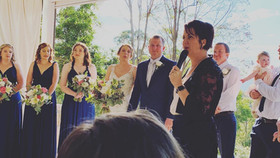 What to look for in a wedding celebrant