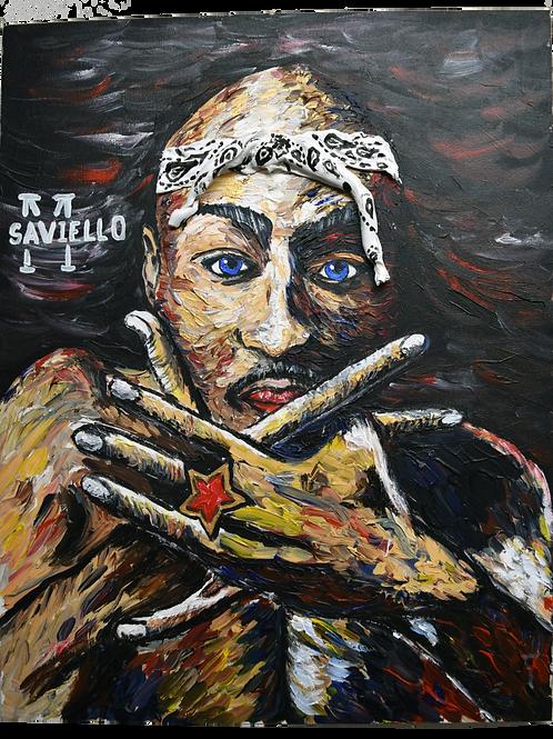 Tupac Headband