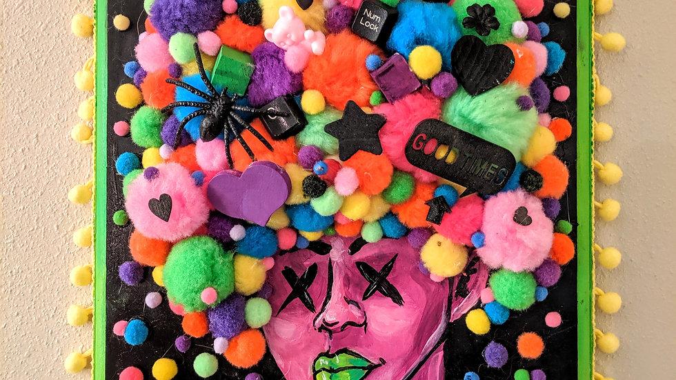 Art Pop mixed media