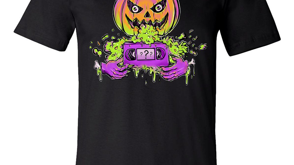 VIDEO VAGRANT HALOWEEN SHORT SLEEVE PRE-ORDER