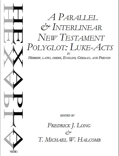 Luke-Acts Polyglot