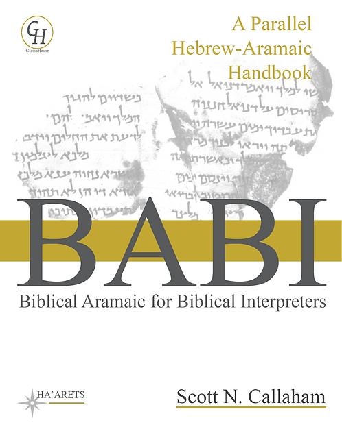 Biblical Aramaic for Biblical Interpreters