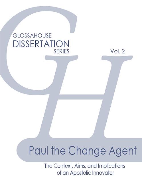 Paul the Change Agent