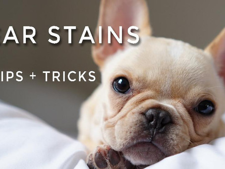 Staying Tear-Stain Free!