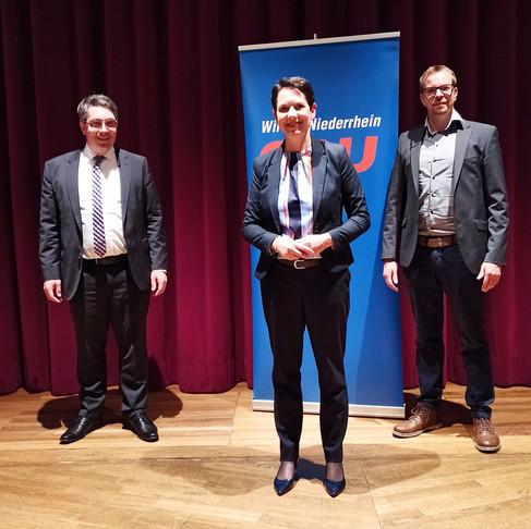 Wahlkampfabschluss in Kleve