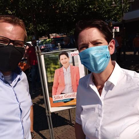 Wahlkampfauftakt der Kreis-CDU