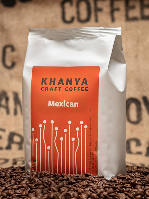 Mexican Espresso Beans Chipas Mexico