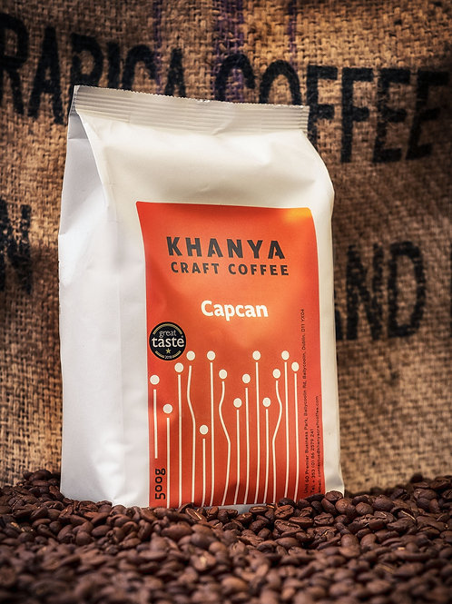 CapCan Espresso Beans Global South Coffee