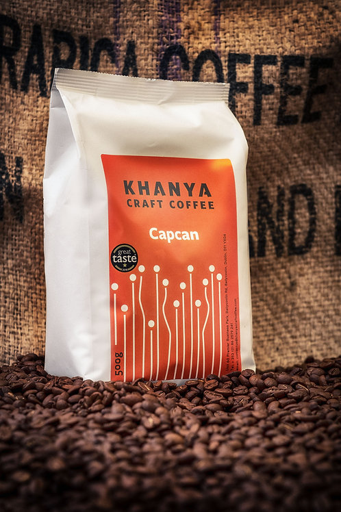CapCan Espresso Beans Global South Coffee
