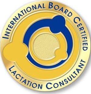 IBCLC Certification Crest