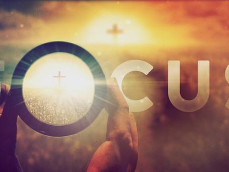 2020: A Year of Faith and Focus