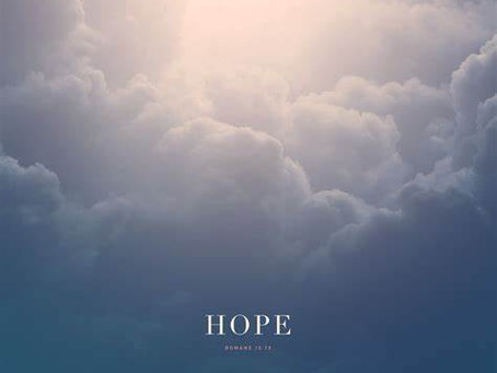 Thankful for HOPE