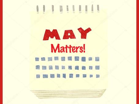 May Matters
